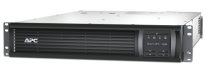 APC Smart-UPS 3000VA/2700W, RM 2U, Line-Interactive, LCD, Out: 220-240V 8xC13 (4-Switched) 1xC19, EPO, Pre-Inst. Network Card (SMT3000RMI2UNC)