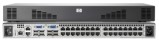 HP 0x2x32 KVM Server Console Switch G2 with Virtual Media CAC Software