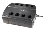 APC Back-UPS ES 700VA/405W, 230V, Power-Saving, AVR, 8 Rus outlets (4 Surge & 4 batt.), Data/DSL protection, USB, user repl. batt., 2 year warranty (BE700G-RS)