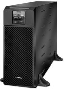 APC Smart-UPS SRT, 6000VA/6000W, On-Line, Extended-run, Black, Tower (Rack 4U convertible), Pre-Inst. Web/SNMP, with PC Business (SRT6KXLI)