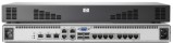 HP 1x1Ex8 KVM IP Console Switch G2 with Virtual Media CAC Software