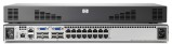 HP 0x2x16 KVM Server Console Switch G2 with Virtual Media CAC Software