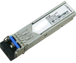 HP X120 1G SFP LC LX Transceiver (1000BASE-LX, LC connector, Single-mode or multimode fiber optic, 550m for Multi-mode/10km for Single-mode) (JD119B)