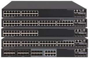 HPE FlexNetwork 5510 HI Switch Series