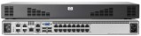 HP 2x1Ex16 KVM IP Console Switch G2 with Virtual Media CAC Software