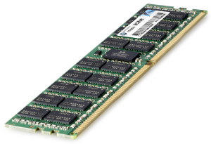 HPE 16GB (1x16GB) Dual Rank x8 DDR4-2666 CAS-19-19-19 Registered Memory Kit