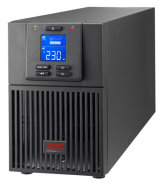 APC Easy UPS SRV, 1000VA/800W, On-Line, Tower, LCD, USB, SmartSlot, PowerChute, Black (SRV1KI)