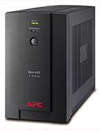 APC Back-UPS 1400VA/700W, 230V, AVR, Interface Port USB, (6) IEC Sockets, user repl. batt., 2 year warranty (BX1400UI)