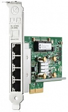 HP 331T Ethernet 1Gb 4-port Adapter (Broadcom), x4 PCIe 2.0