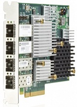 HPE 3PAR StoreServ 8000 4-port 1Gb Ethernet Adapter