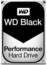 Western Digital HDD SATA-III 1000GB Black WD1003FZEX, 7200rpm, 64MB buffer