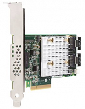 HPE Smart Array P408i-p SR Gen10 12G SAS 2GB/FBWC/RAID 0/1/1+0/5/5+0/6/6+0 (8 Internal link: 2 x4 Mini-SAS ports) Controller, PCIe (requires 875241-B21)