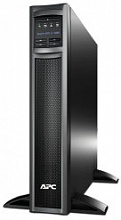 APC Smart-UPS X 1000VA/800W, Tower/RM 2U, Ext. Runtime, Line-Interactive, LCD, Out: 220-240V 8xC13 (2-gr. switched) , SmartSlot, USB, COM, EPO, HS User Replaceable Bat, Black, 3(2) y.war.  (SMX1000I)