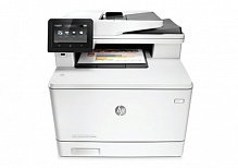 HP Color LaserJet MFP M477 series