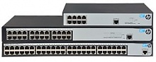 HPE Switch 1620 (Entry-level, smart managed layer 2 switches)