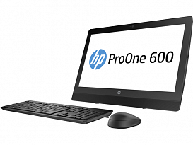 HP ProOne 600 G3 All-in-One