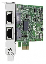 HP 332T Ethernet 1Gb 2-port Adapter (Broadcom), x4 PCIe 2.0