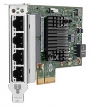 HP Ethernet 1Gb 4-port 366T Adapter (Intel), x4 PCIe 2.0