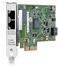 HP 361T Ethernet 1Gb 2-port Adapter (Intel), x4 PCIe