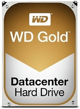 Western Digital HDD SATA-III 6TB GOLD, 7200rpm, 256MB buffer, WD6003FRYZ