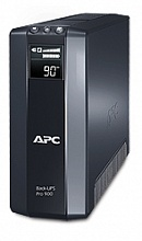 APC Back-UPS Power Saving RS, 900VA/540W, 230V, AVR, 8xC13 outlets ( 4 Surge & 4 batt.), Data/DSL protrct, 10/100 Base-T, USB, PCh, user repl. batt., 2 y warr. (BR900GI)
