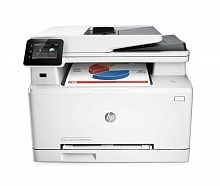 HP Color LaserJet Pro MFP M277 series