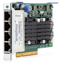 HPE FlexFabric 10Gb 4-port 536FLR-T Adapter (QLogic), x8 PCIe 3.0