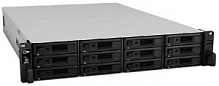 "Synology Expansion Unit (Rack 2U) for RS3617xs, RS3617RPxs, RS3617xs+ (up to 12 Hot Plug HDDs SATA/3.5"" or 2.5""), 1xPS incl Cable"