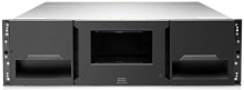 HPE StoreEver MSL3040 Scalable Library Expansion Module (3U Rack, No drive/up to 3 HH drives, 40 slots, No power supply)