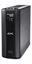APC Back-UPS Pro Power Saving RS, 1200VA/720W, 230V, AVR, 10xC13 outlets (5 Surge & 5 batt.), Data/DSL protrct, 10/100 Base-T, USB, PCh, user repl. batt., 2 y warr. (BR1200GI)