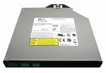 DELL DVD-ROM Drive, SATA, Internal, 9.5mm, For R740, Cables PWR+ODD include (analog 429-ABCW)