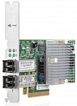 HPE 3PAR StoreServ 8000 2-port 10Gb Ethernet Adapter