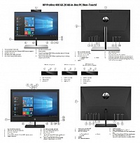 HP ProOne 400 G6 All-in-One