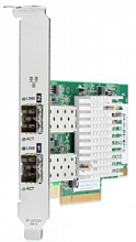 HPE Ethernet 10Gb 2-port 562SFP+ Adapter (Intel), x8 PCIe 3.0