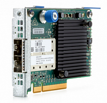 HPE Ethernet 10Gb 2-port 535FLR-T Adapter (Broadcom), x8 PCIe 3.0