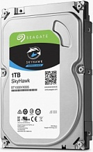 HDD SATA Seagate 1000GB (1TB),ST1000VX005, Skyhawk Guardian Surveillance, 5900 rpm, 64MB buffer