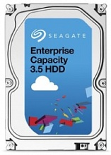 HDD SATA Seagate 8000GB (8TB), ST8000NM0055, Enterprise Capacity, 7200 rpm, 256MB buffer