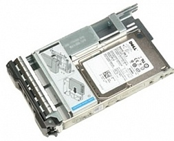 "DELL 480GB, LFF (2.5"" in 3.5"" carrier), Mix Use SSD, SATA 6Gbps, 3 DWPD, 2 628 TBW Hot Plug Drive, For 14G Servers"